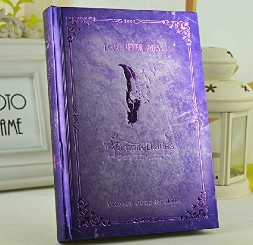 Vampire Diaries Vintage Diary Planner Journal Book Agenda Notebook Notepad