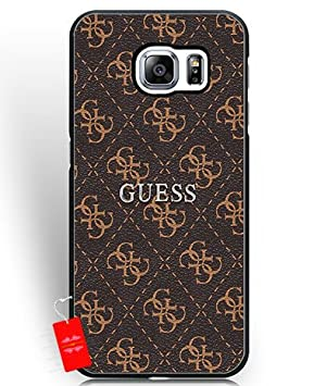348b58d363 Samsung Galaxy S6 Edge Plus Coque Guess Brand Logo Series, Superb Graphic  Drop Protection Cellphone