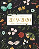 Pretty Simple Planners 2019 - 2020 Planner Weekly and Monthly: Calendar Schedule + Academic Organizer | Inspirational Quotes and Botanicals and ... July 2020 (2019-2020 Pretty Simple Planners): more info