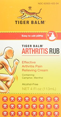 Tiger Balm Arthritis Rub Oz product image