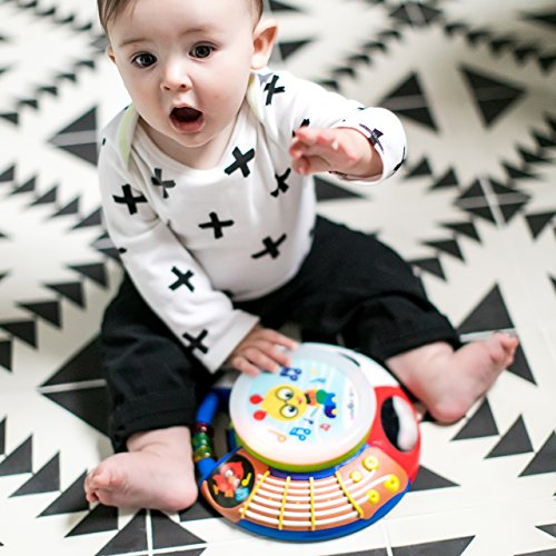 51rU9CoZH3L - Baby Einstein Music Explorer Musical Toy with Lights and Melodies, Ages 3 months +
