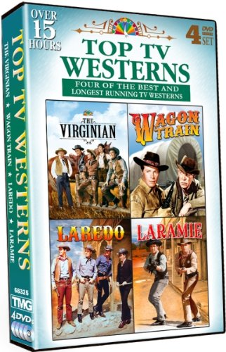 Top TV Westerns (Tv Movies Dvd)