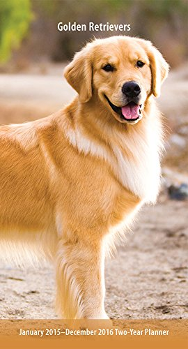 Golden Retrievers 2015 Pocket Planner