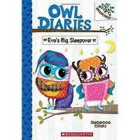Eva's Big Sleepover (Owl Diaries, Band 9)