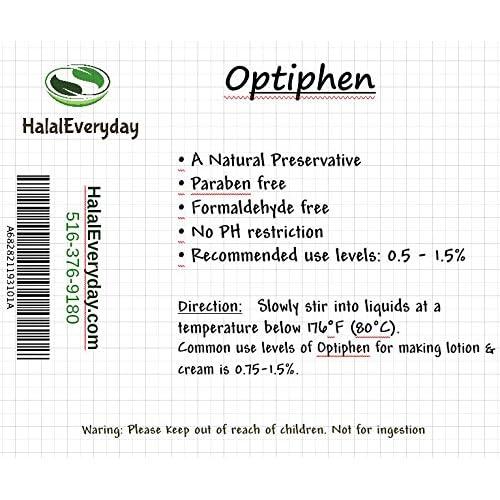 Optiphen Natural Preservative 8 Oz - Paraben-free