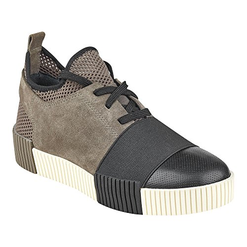 Scarpe Da Donna Di Marca Marc Fisher Ryley Hight Top Lace Up, Grigio, Taglia 9.0
