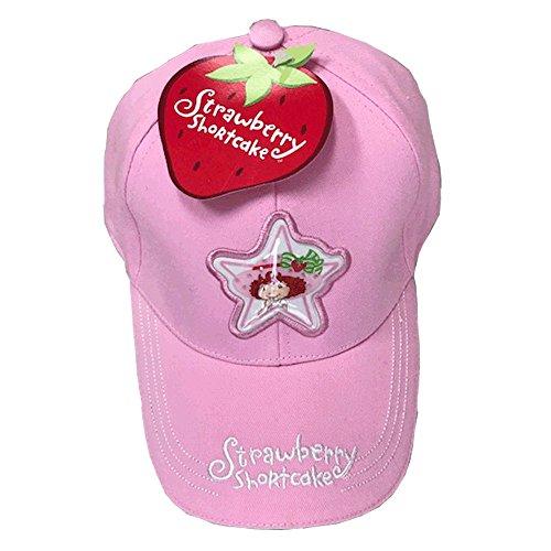 China STRAWBERRY SHORTCAKE CAP (PINK)
