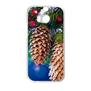 Beautiful winter scenery durable fashion phone case for HTC One M8