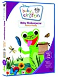 Baby Einstein: Baby Shakespeare - World of Poetry [Reino Unido] [DVD]