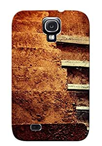 Premium Durable Steps Fashion Tpu Galaxy S4 Protective Case Cover