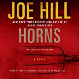 Bargain Audio Book - Horns