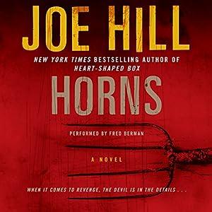 Horns Audiobook