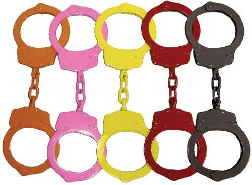 Colored Handcuffs (Orange)