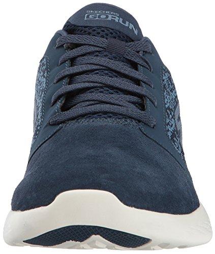 Navy Chaussures Skechers de 600 Bleu Fitness Run Femme Go qZ1ZwBcH