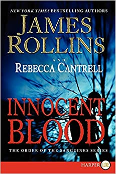 Books by james rollins and rebecca cantrell