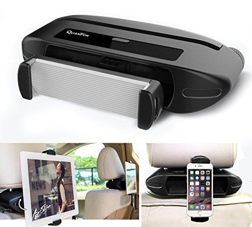 Universal Headrest Adjustable Professional Cellphone product image