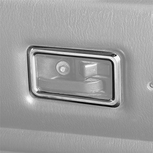 jeep tj inside door handle - 9