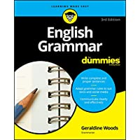 English Grammar for Dummies 3E