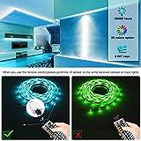 50ft TJOY LED Strip Lights, Superior RGB 5050