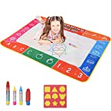 Best Gifts For 1 Year Old Girls Waters - Cozytime Large Magic Water Doodle Mat Multicolor 40 Review