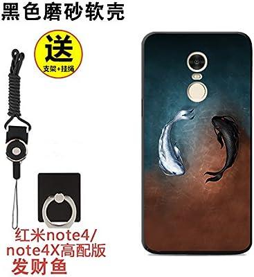 PREVOA ® Colorful Silicona Funda Case Protictive para Xiaomi Redmi ...