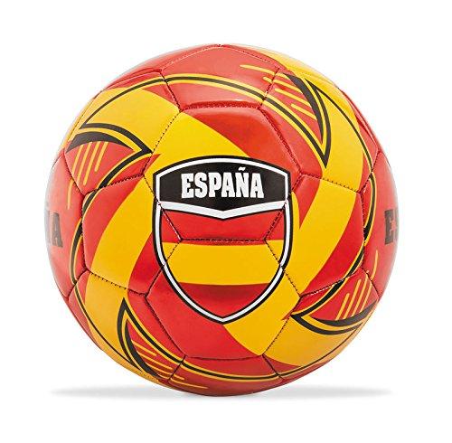 Seleccion Española de Futbol- Balón Cuero de 400 g en Caja Team ...