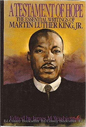 A testament of hope the essential writings of martin luther king a testament of hope the essential writings of martin luther king jr 1st edition fandeluxe Images