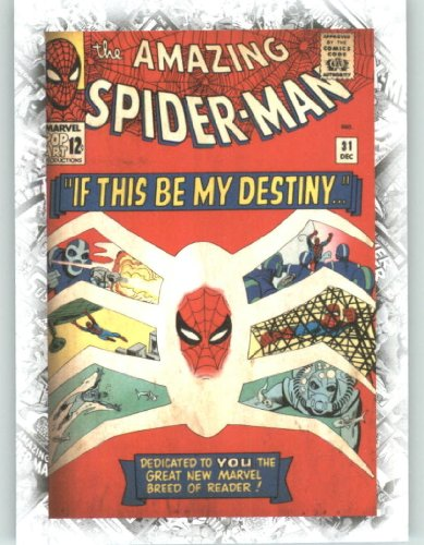 Marvel Beginnings Breakthrough Cover Issues #B71 The Amazing Spider-Man #31 (Non-Sport Comic Trading Cards)(Upper Deck - 2012 Series 2) from Marvel