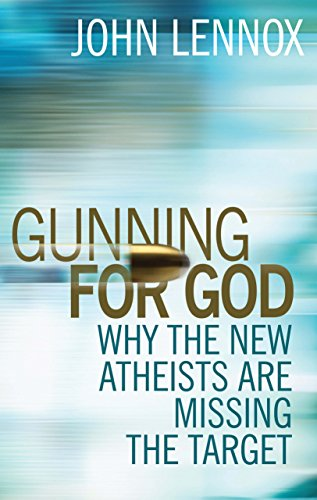 Lion Target - Gunning for God: Why the New Atheists are Missing the Target