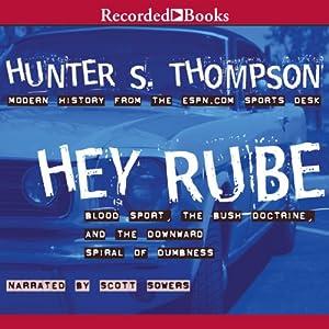 Hey Rube Audiobook