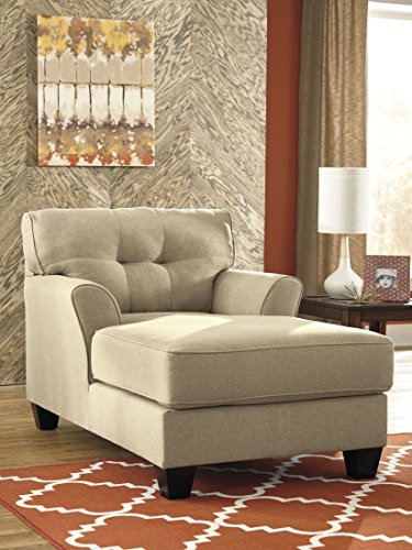 Signature Design by Ashley 5190215 Laryn Chair, Khaki