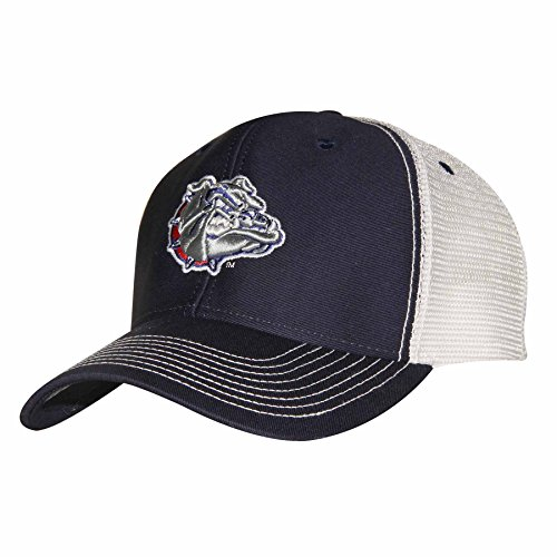 Ouray Sportswear Adult-Men Sideline Cap, Navy/White, Adjustable (Baseball Sideline Cap)