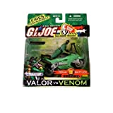: G.I. Joe: Valor vs. Venom Series 4 Kamakura with Lightning Cycle Action Figure
