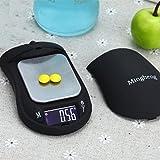 Tiean Portable High Precision Digital Scale Hidden - Mouse - Scale (D)