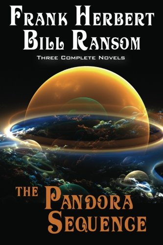 (The Pandora Sequence: The Jesus Incident, The Lazarus Effect, The Ascension)