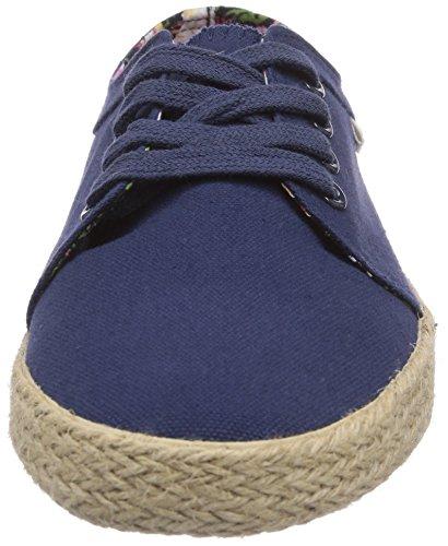 Globe Red Belly GBREDBLY - Zapatillas de deporte de lona unisex azul - Blau (navy espadrille 13201)