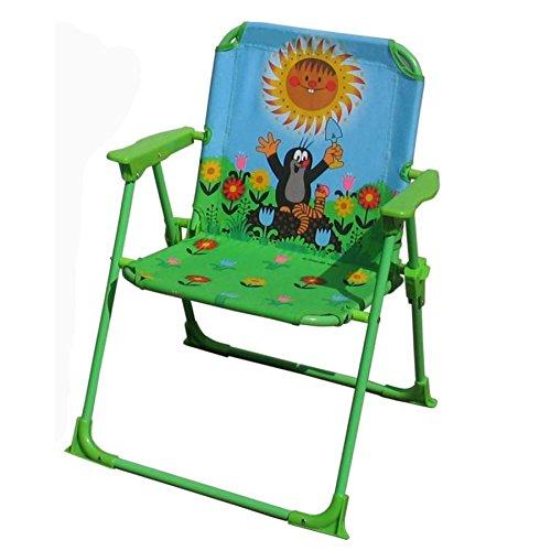 Camping Stuhl Kinder.Der Kleine Maulwurf Gartenstuhl Für Kinder