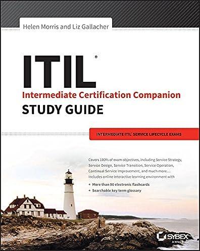amazon com itil intermediate certification companion study guide rh amazon com Sybex CCNA Virtual Lab Sybex Books