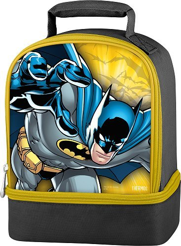 Thermos Batman Boys Compartment Lunch
