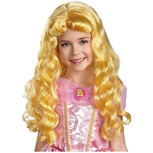 Aurora Child Wig Costume Accessory