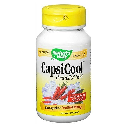 NATURE'S WAY CAPSICOOL, 100 CAP, EA-1