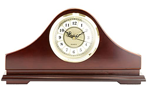 SP Gun Concealment Mantle Clock