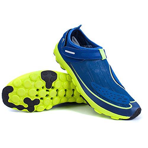Aerobica Acqua Surfing Calzini da Piscina Donne Scarpe per E Blue Scarpe Nuoto Yoga Scarpe Acqua Oxford Nudi Colorati Rapidi Ginnastica per da A Uomo Spiaggia per Piedi Uomini da Hv5pn5U1qA