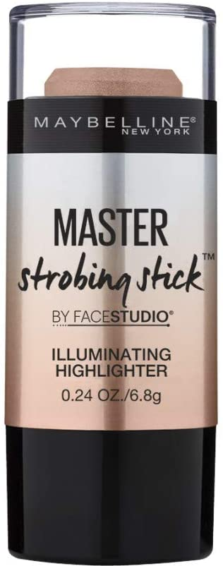 Maybelline New York Master Strobing Stick Iluminador, Tono:200 Medium - 30 g