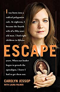 Escape by Carolyn Jessop ebook deal