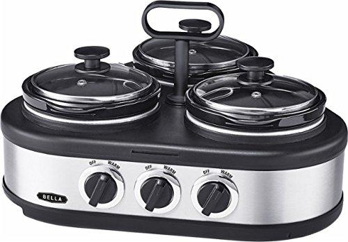 4 crock pot buffet cooker - 8