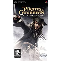 Pirates Of The Caribbean At World's end (PSP)