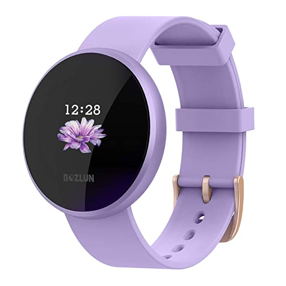 BOZLUN Smart Watch for Android Phones and iPhones, Waterproof Smartwatch Activity Fitness Tracker with Heart