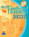 img - for English Firsthand Success with CD book / textbook / text book