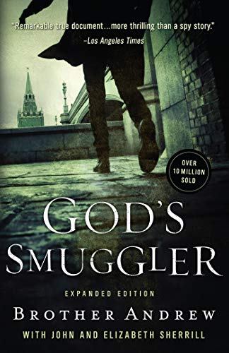 God's Smuggler (Prayer For The Leaders Of Our Country)